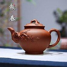 Zhangjinping Teekanne mit rotem Schlamm von