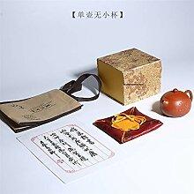 Zhangjinping to Shun Teekanne, Violett, von Hand