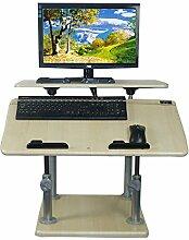 ZHANGRONG- Stehender Computertisch Stehpult
