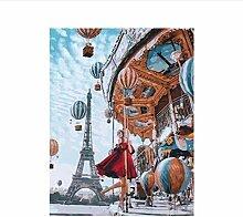 zhangshifa Ballons In Paris Leinwand Malen Nach