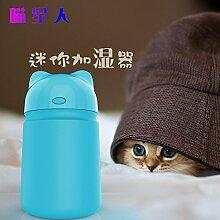 Zhangxin Inländische Luftbefeuchter Luftbefeuchter Usb Desktop - Reinigung Der Luft Mini Luftbefeuchter Kleine Luftbefeuchter,Blau