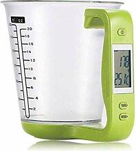 ZHANGYUGE Digitale Cup Skala Elektronische Küche