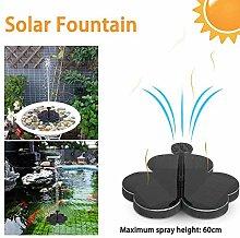 ZHANGZ0 Solarbrunnen Schwimmender