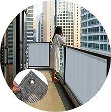 ZHANWEI Balkon Sichtschutz, Draussen Gartenpflanze