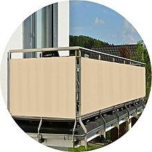 ZHANWEI Balkon Sichtschutz, Draussen Sukkulenten