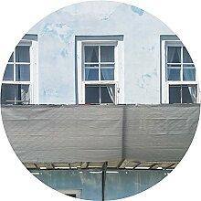ZHANWEI Balkon Sichtschutz, Garten Draussen