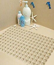 ZHANWEI Bereich Teppiche Einfache PVC The Door Teppich Schlafzimmer Bedside Teppich Wasserabsorption Rutschfeste Wohnzimmer Hall Sofa Teppich ( Farbe : C , größe : 40*70CM )