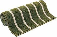 ZHANWEI Bereich Teppiche Rechteck-Küche Anti-Öl-Matten Fuß Teppich Wasserabsorbierende Anti-Rutsch-Teppich ( Farbe : A , größe : 45*150cm )
