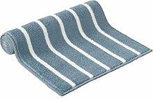 ZHANWEI Bereich Teppiche Rechteck-Küche Anti-Öl-Matten Fuß Teppich Wasserabsorbierende Anti-Rutsch-Teppich ( Farbe : C , größe : 45*120cm )