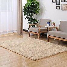 ZHANWEI Bereich Teppiche Tür-Matte Anti-Rutsch-Verdickte Fuß Teppich Küche Bad Balkon Wasserdichte Fußmatte ( Farbe : B , größe : 100*100cm )