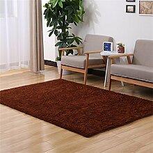 ZHANWEI Bereich Teppiche Tür-Matte Anti-Rutsch-Verdickte Fuß Teppich Küche Bad Balkon Wasserdichte Fußmatte ( Farbe : D , größe : 100*160cm )