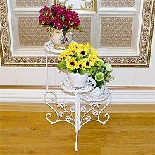 ZHANWEI Blumenständer Indoor Flower Racks Iron