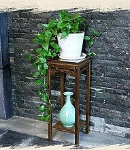 ZHANWEI Blumenständer Klassische Blumentopf Rack,