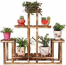 ZHANWEI Blumenständer Zusammengebauter Blumentopf