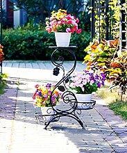 ZHANWEI Europäischer Stil Blumenrahmen Kreativ
