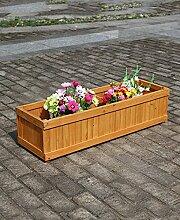 ZHANWEI Pflanzentreppe Blumentopf Regal Holz Blumentöpfe Rectangular Pflanzen Blumentöpfe Grün Vegetation Bonsai Outdoor Landschaft Pflanze Blumentöpfe Blumenständer ( Farbe : B , größe : 60 )