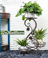 ZHANWEI Pflanzentreppe Creative Flower Rack,