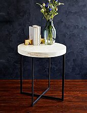 ZHANWEI Pflanzentreppe Kleine runde Tisch
