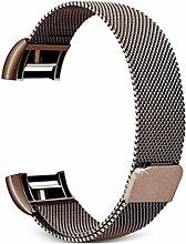 ZHANYIS Smart Watch Edelstahl Armband Armband for