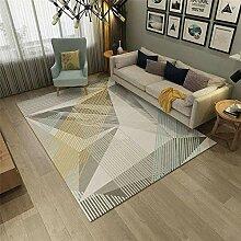 ZHAO Teppich Teppich entworfen Teppich mit Linien,