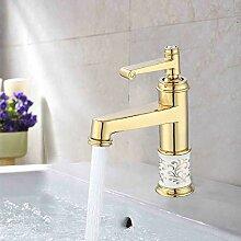 ZHAOSHOP Wasserhahn Bad Wasserhahn Waschbecken