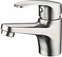ZHAOSHOP Wasserhahn Edelstahl warm und kalt