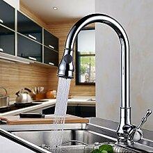 ZHAOSHOP Wasserhahn küchenarmatur hardware chrom