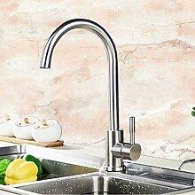 ZHAOSHOP Wasserhahn Küchenarmatur hochwertige