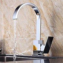 ZHAOSHOP Wasserhahn Kupfer Küchenarmatur heißen