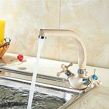 ZHAOSHOP Wasserhahn Malerei Wasserhahn Backen