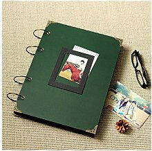 ZHAOXIANGXIANG Photo Scrapbook Album Traditionelle