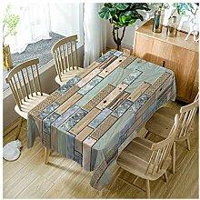 ZHAOXIANGXIANG Waschbar Tabelle Mat Stilvolle