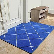 ZHAS Fußmatten Fußauflage Teppich rutschfest