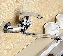 ZHAS Küchenarmatur Wandmontage Küchenarmatur