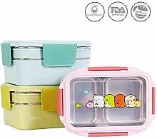 Zhenlyll Kinder Lunchbox/Bento Box/brotdose Schule