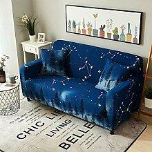 ZHENYUE Stretch Sofa Slipcover, PolyesterSpandex