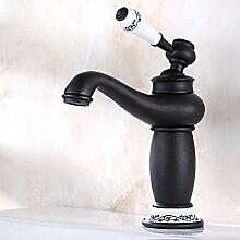 ZHFC-blau - weiße porzellan - schwarze kupfer warmes und kaltes wasser.