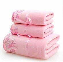 ZHFC handtücher handtücher drei stück