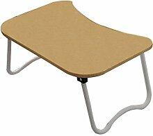 ZHH Lazy Klapptisch Bett-Schreibtisch