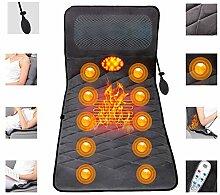 ZHHID Massagematte - Massagekissen mit