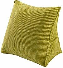 Zhhlinyuan Creative Sofa Kissen Pillow Wedge
