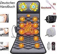 ZHHME Massagematte mit Wärmefunktion - Akupressur