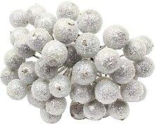 ZHICHUAN Künstliche Vanille Mini Foam Beere Spike