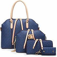Zhiming Handtasche Messenger Bag Pfeil Drucken