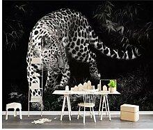 zhimu Europäische Moderne tapete 3D schwarz und