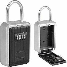 ZhiQli Schlüsseltresor Schlüsselsafe für Aussen