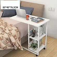 ZHIRONG Mobile Laptop Tisch, Arbeitstisch, Sofa