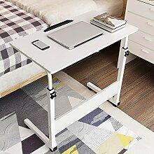 ZHIRONG Mobile Laptop Tisch, C-Typ Struktur Studie