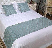 Zhiyuan Bettläufer Schal Bett Zubehör
