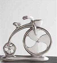 Zhonghe Keramik Skulpturenpaar Multifunktions